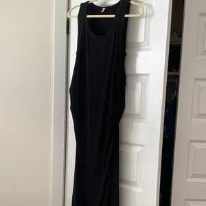 Pinkblush, sleeveless maxi dress